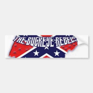 Official Buckeye Rebels Bumper Sticker