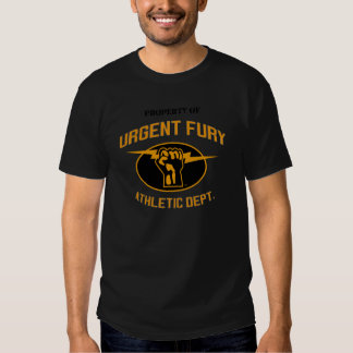 Official Urgent Fury Playstation Home T Shirt