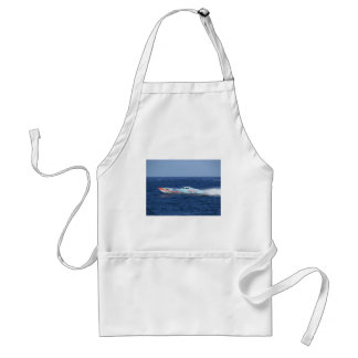 Offshore Powerboat Racer Standard Apron