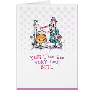 Old Fart Birthday Card