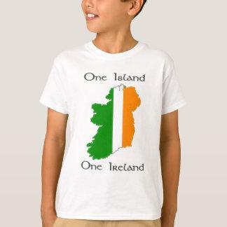 One Island - One Ireland Tee Shirts