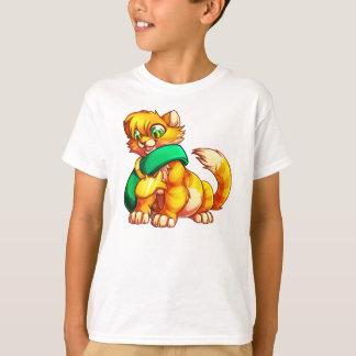 Orange Kitten T Tshirts