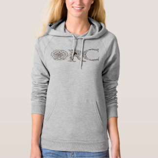Orc Weapons Collage Sweatshirt