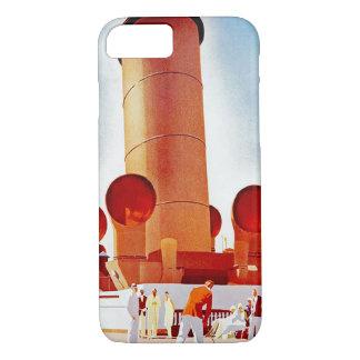 Orient Cruises Big Funnel iPhone 7 Case