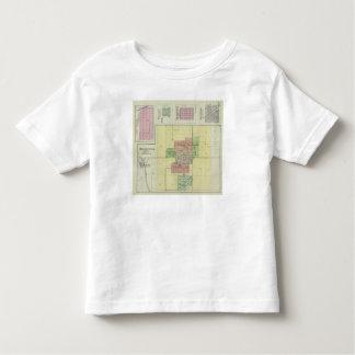 Oskaloosa, Lea Walk, and Bonanza, Kansas Tee Shirt