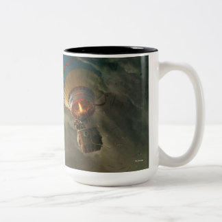 Oz: The Great and Powerful Poster 1 Two-Tone Coffee Mug