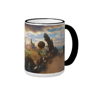Oz: The Great and Powerful Poster 4 Ringer Coffee Mug