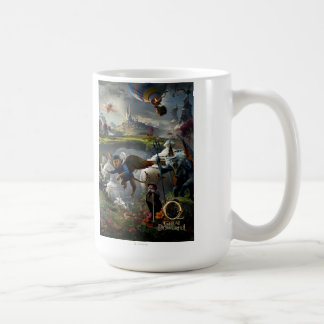 Oz: The Great and Powerful Poster 5 Classic White Coffee Mug