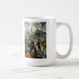 Oz: The Great and Powerful Poster 6 Classic White Coffee Mug