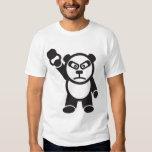 Panda Bear One Arm Kettlebell Snatch Shirts