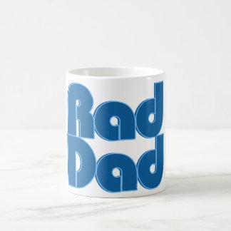 Papa de rad mug blanc