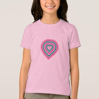 Pastel du coeur d'Anna T Shirt