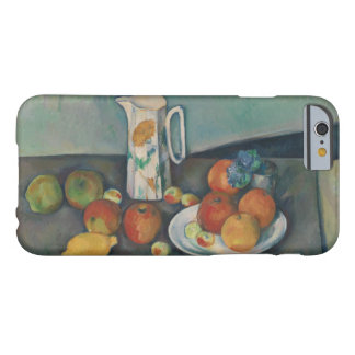 Paul Cezanne - Still Life Barely There iPhone 6 Case