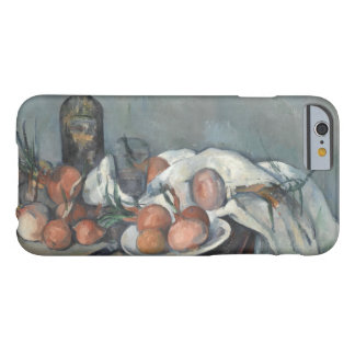 Paul Cezanne - Still Life with Onions Barely There iPhone 6 Case