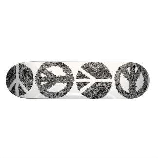Peace Skate Board Deck