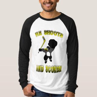 Penguin Score T-Shirt
