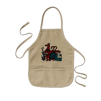 Penscynor Bird Gardens Kids Apron