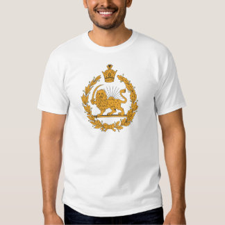 Persia Coat Of Arms T-shirts