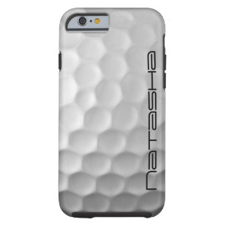 Personalized Golf Ball iPhone 6 case