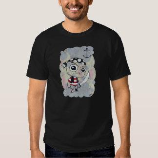 Petit pirate moyen tee-shirt