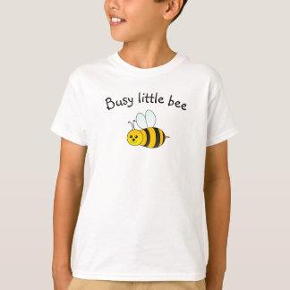 Petite abeille occupée t-shirt