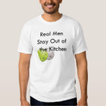 Pickleball, stay out of the kitchen tee shirts