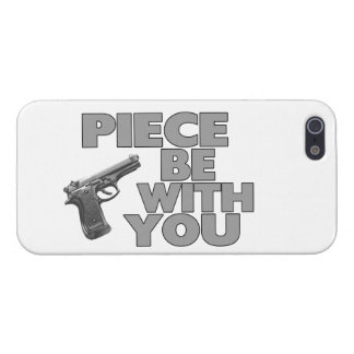 Piece Be With You iPhone 5/5S Case