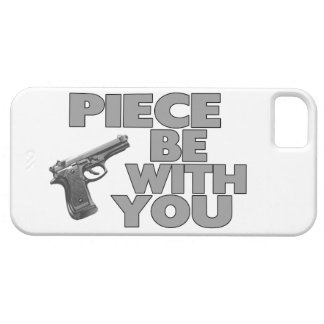 Piece Be With You iPhone 5 Case