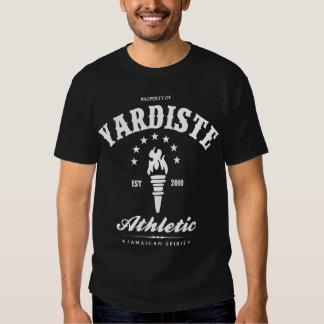 Pièce en t sportive de torche de Yardiste Tee Shirt
