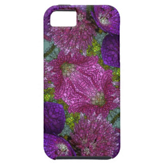 Pink Purple Abstract iPhone 5 Covers