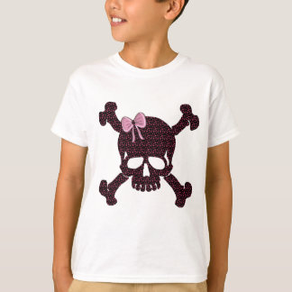 Pink Star Skull Shirts