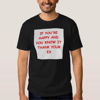 plaisanterie de divorce t-shirt