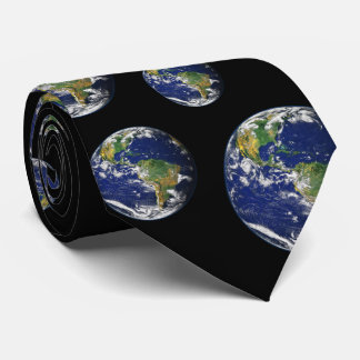 Planet Earth Tie