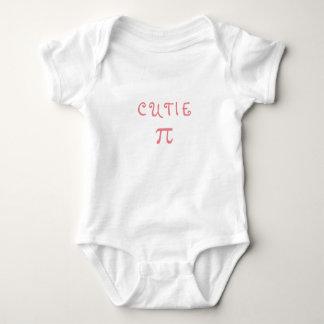 Plante grimpante infantile de combinaison de bébé t shirt