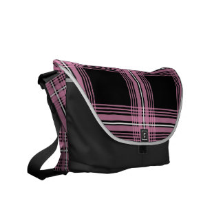 Plexus (Pink) Messenger Bag