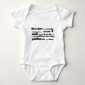 Pointless stuff tshirts
