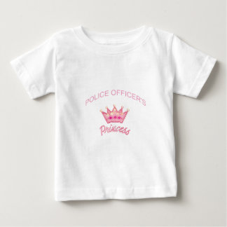 Police Officers Princess Shirt