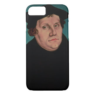 Portrait of Martin Luther, 1529 iPhone 7 Case