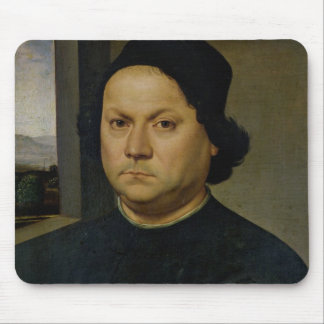 Portrait of Perugino, c.1504 (tempera on wood) Mouse Pad