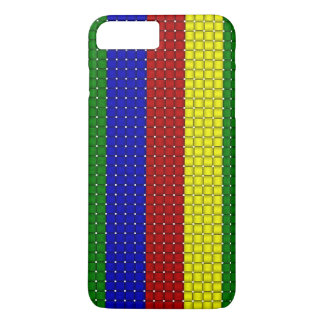 Primary Colors,Woven Stripes-iPhone 7 Plus iPhone 7 Plus Case