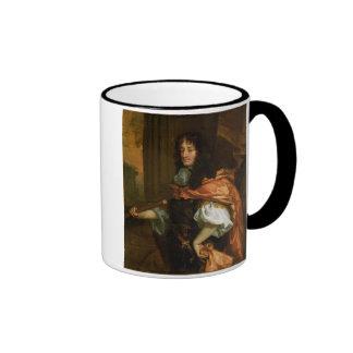 Prince Rupert (1619-82), c.1666-71 (huile sur la Mug Ringer