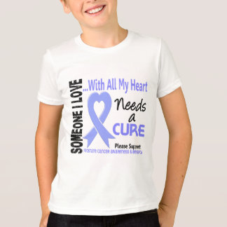 Prostate Cancer Needs A Cure 3 Tshirts