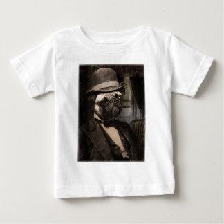 Pug Dog Dapper Gent Shirt