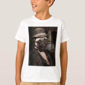 Pug Dog Dapper Gent T Shirts