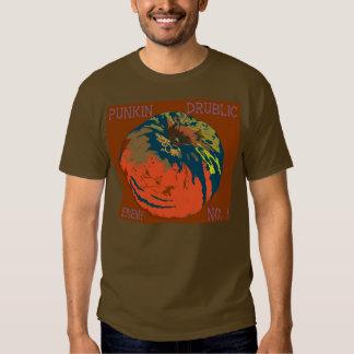 Punkin Drublic-Enemy No ! Tshirt