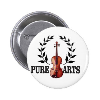 pure art fiddle 2 inch round button