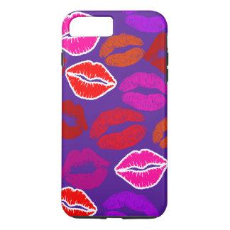 Purple Kisses iPhone 7 Plus Case