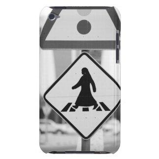 Qatar, Ad Dawhah, Doha. Arabian Pedestrian Case-Mate iPod Touch Case