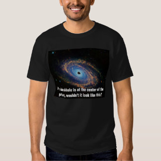 Quantum Singularity Tee Shirt