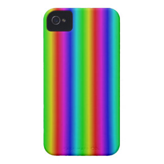 Rainbow touched iPhone 4 Case-Mate cases